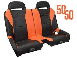 prp u2013 50 50 front bench seat for polaris rzr 570 800 900 900s xp