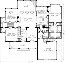 floor plans southern living new oxford john tee architect southern living house plans