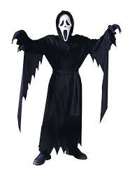 scream scary boys costume costume