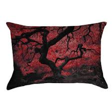birch tree pillow wayfair