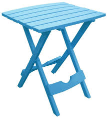 Outdoor Folding Side Table Manufacturing 8500 21 3700 Plastic Quik Fold
