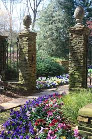 Walled Garden Ripon by 79 Best Stone Walls And Fences Images On Pinterest Stone Fence