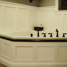 stunning corner bathtub wall surround building my house