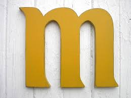 wooden letter templates personalized wooden wall letter m distressed kings zoom