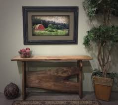accent sofa table live edge furniture accent and sofa tables