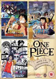 one piece movie collection 3 dvd amazon co uk akemi okamura