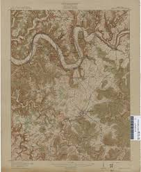 Sterling Virginia Map by