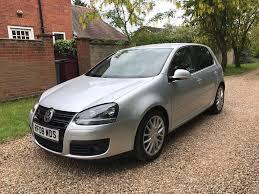 vw golf gt sport tdi 140 bhp 2008 metallic silver 6 speed