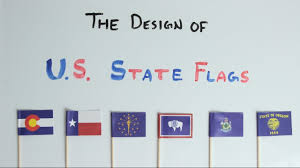 Interesting Facts About Flags The Design Of U S State Flags Youtube