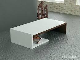 glossy white coffee table contemporary white coffee table prediter info