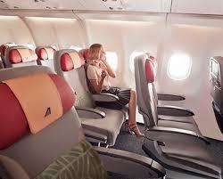 siege business air seat maps