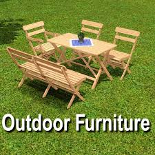 Classic Outdoor Furniture by Mod The Sims Classic Outdoor Furniture