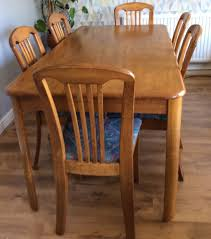 best 556319495164 solid wood dining room table and chairs with