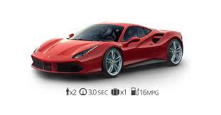 458 rental las vegas and luxury car rentals at rentals rent