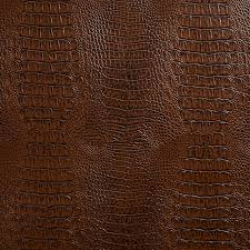 Faux Ostrich Leather Upholstery Brown Crocodile Faux Leather Vinyl By The Yard Contemporary