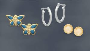 pagoda earrings piercing earrings piercing pagoda