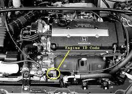identifying your engine hondacivicforum com