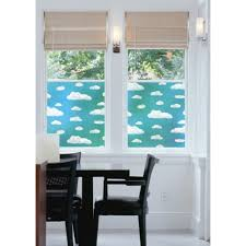 icebergs dining room and bar brewster moire peel and stick window film walmart com