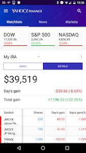 finance app for android app yahoo finance apk for windows phone android and apps