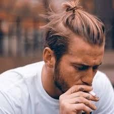 Frisuren F D Ne Haare Mann by Die Besten 25 Lange Haare Männer Ideen Auf Männer