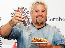 fieri hates that shirts and he never actually wears it