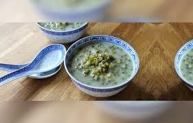 cara membuat bubur kacang ijo empuk resep membuat bubur kacang ijo istimewa halhalal