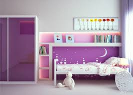 bedroom contemporary tween bedroom design with colorful puffy