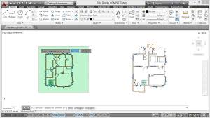 Auto Cad Floor Plan by Autocad Space Planning Tutorial Title Blocks Youtube