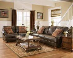 Living Room Ideas With Leather Sofa by How To Decorate With Brown Leather Furniture Brown Leather