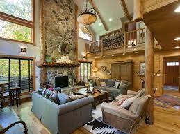 sundance lodge rental classic lodge great room with wood burning