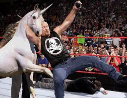 Stone Cold Meme - no one is safe from the stone cold stunner funny