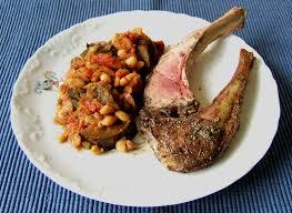 cuisiner un carré d agneau carré d agneau au miel et au thym ma cuisine santé