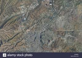 Mexicali Mexico Map by Aerial Photo Map Mexican American Border At Calexico Mexico