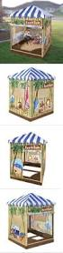 Sandboxes With Canopy And Cover die besten 25 sandboxes and sand toys ideen auf pinterest