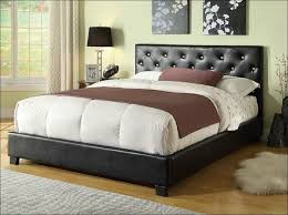 Tufted Headboard Bed Bedroom Awesome King Bed Fabric Headboard Leather Headboard King