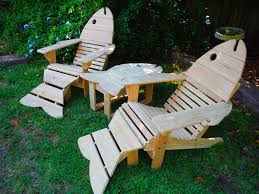nautical chairs nautical fish chairs and lifeguard chair i can build it