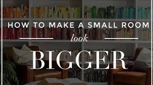 ways to make a small bedroom look bigger 7 ways to make a small space look bigger