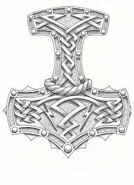 218 best thor hammer images on pinterest thors hammer vikings and