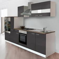 K Henzeile Neu G Stig Küchenzeile U0026 Küchenblock Mit Und Ohne E Geräte Günstig Online