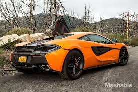 orange mclaren mclaren u0027s 570s will make you scream with delight review