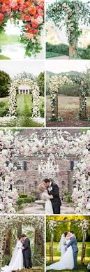 wedding arches decorated with flowers best 25 wedding arch decorations ideas on wedding