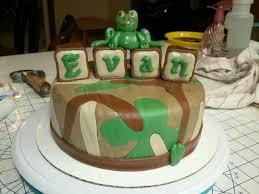 frog camo baby shower cake baby shower cakes pinterest camo
