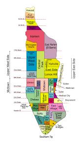 york city on map manhattan neighborhoods manhattan maps york city york ny