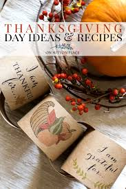 thanksgiving day ideas recipes tips for the turkey