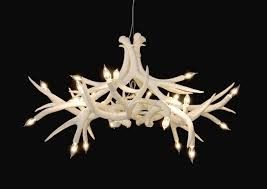 Authentic Antler Chandelier Deer Antler Chandelier Kit And New Decoration Unique With Kits