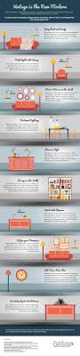 home decor infographic infographic vintage accessories for your home interior design