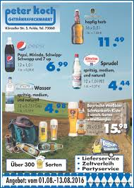 Schwapp Bad Andreas Kaiser Peter Koch Getränkefachmarkt Fulda U2013 über 300