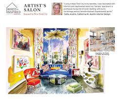 showhouse archives catherine m austin interior design