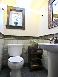 Half Bath Decor Best  Half Bathroom Decor Ideas On Pinterest - Half bathroom design