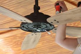 can you replace ceiling fan blades how to install a ceiling fan pretty handy